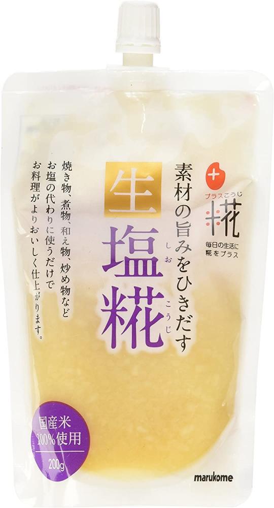 Marukome Nama Shio Koji Umami Ingredient 200g