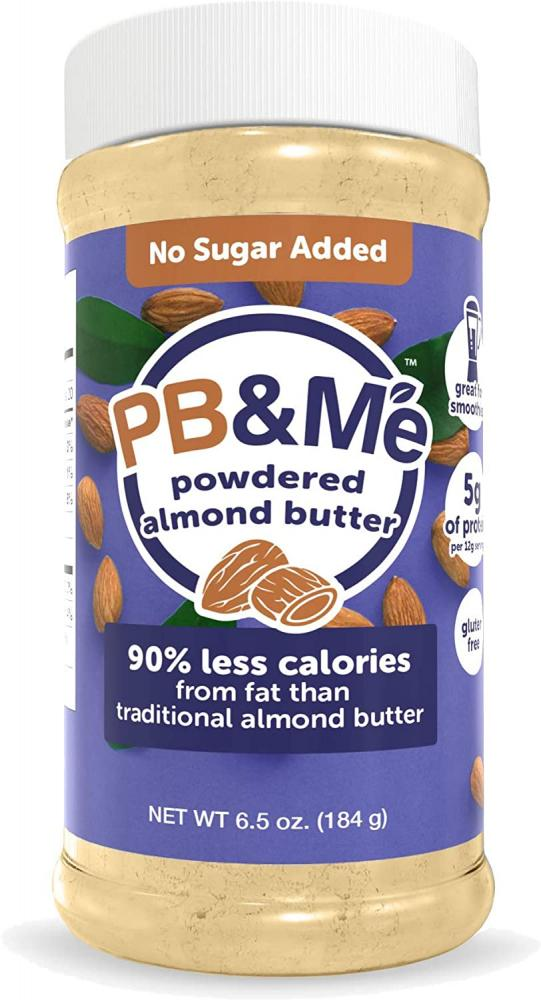 PB and Me No Added Sugar Powdered Almond Butter 184 g