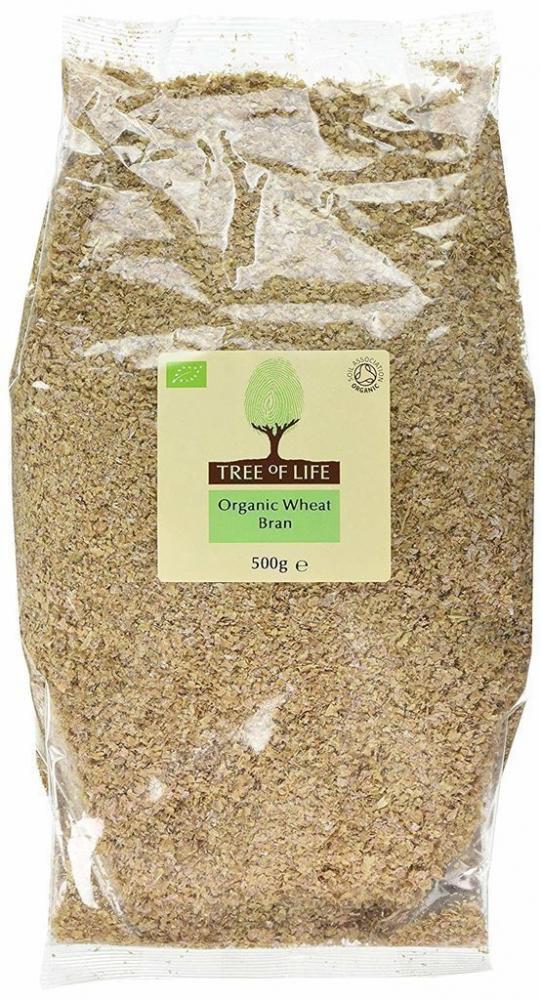 Tree Of Life Organic Wheat Bran 500g