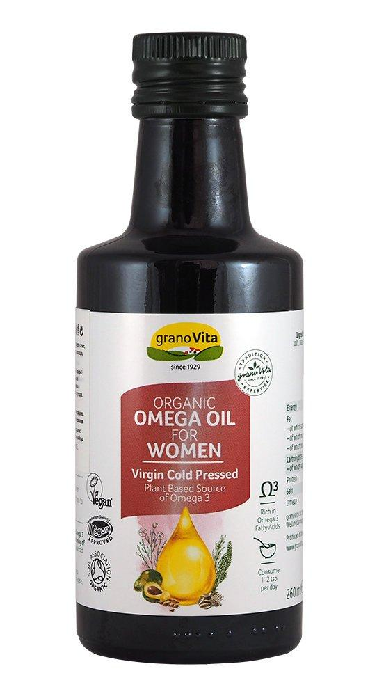 Granovita Organic Omega Oil For Women 260ml