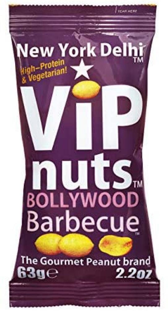 New York Delhi VIP Nuts Bollywood Barbecue 63g