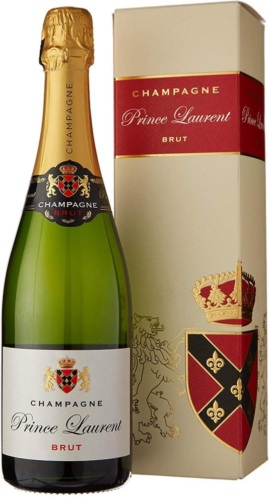 Prince Laurent Champagne 75cl Damaged Box