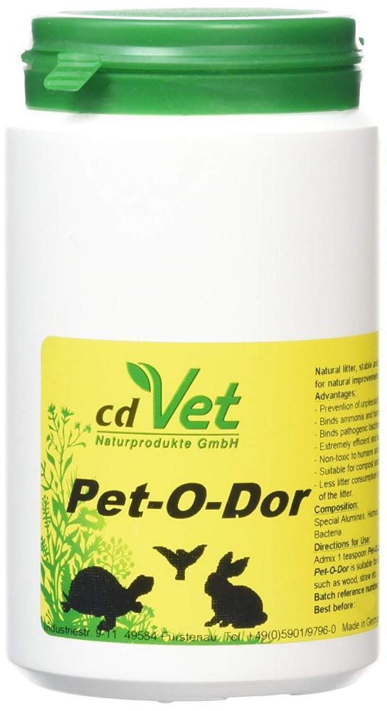 SUMMER SALE  CD Vet Pet-O-Dor 200g