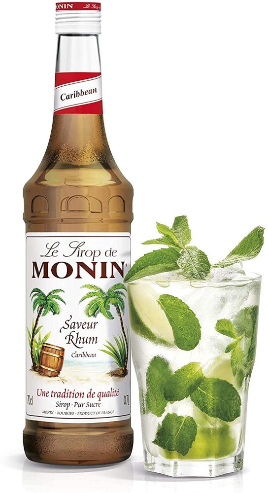 Monin Premium Caribbean Syrup