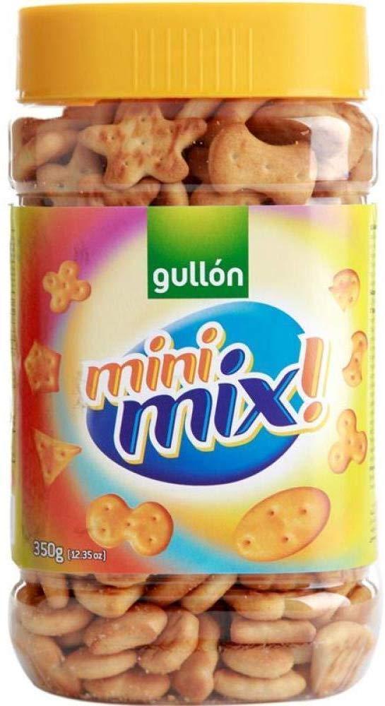 Gullon Mini Biscuits Mix 350g
