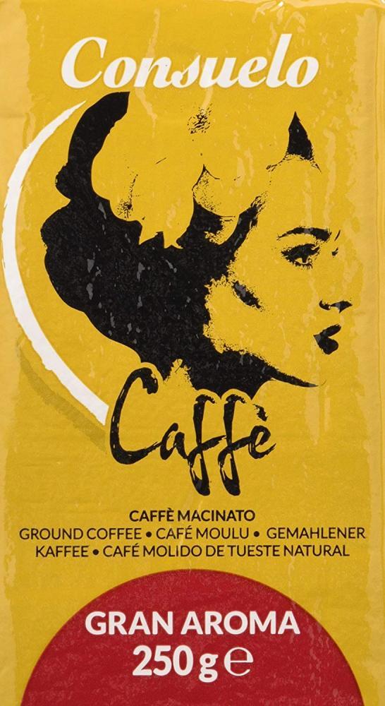 Consuelo Gran Aroma Italian Ground Coffee 250g