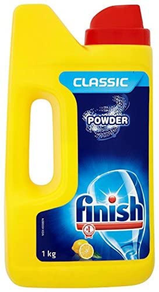 Finish Classic Dishwasher Powder Lemon 1 kg