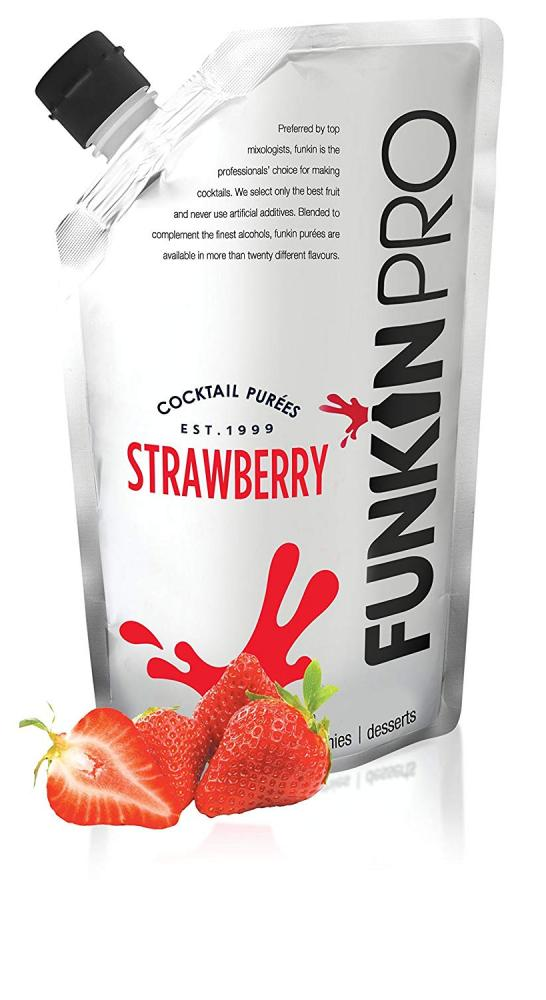 Funkin Pro Strawberry Puree 1kg