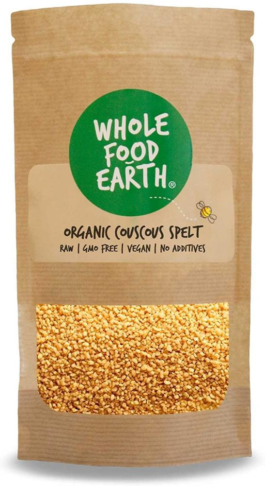 Whole Food Earth Organic Couscous Spelt 250 g