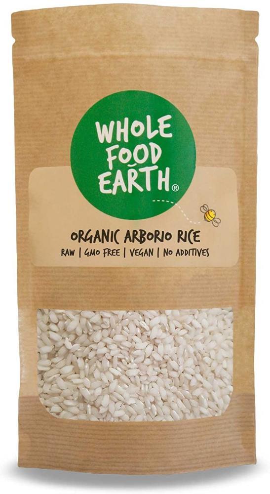 Wholefood Earth Organic Arborio Rice 250g