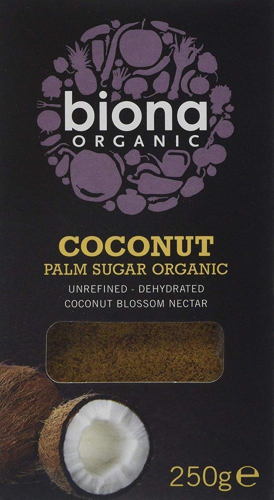 Biona Organic Coconut Palm Sugar 250g