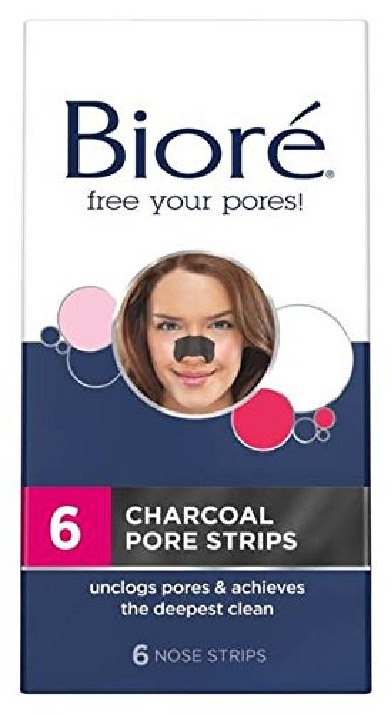 Biore Free Your Pores Deep Cleansing Pore Strips