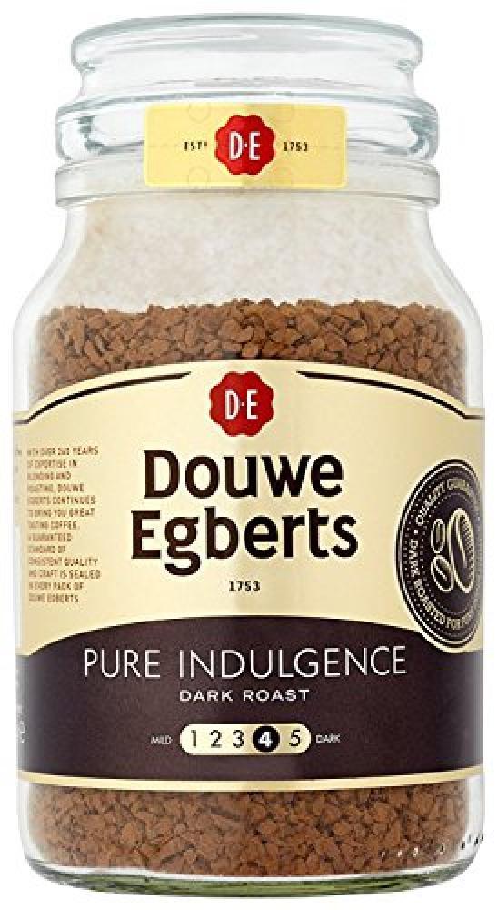 Douwe Egberts Pure Indulgence Dark Roast Coffee 190g