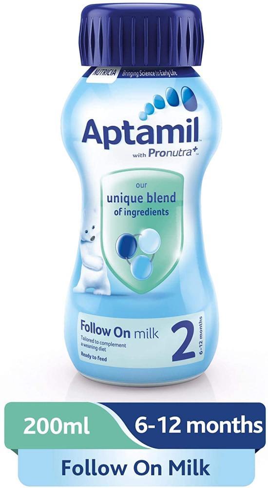 Aptamil Follow On Milk 6-12 Months 200 ml