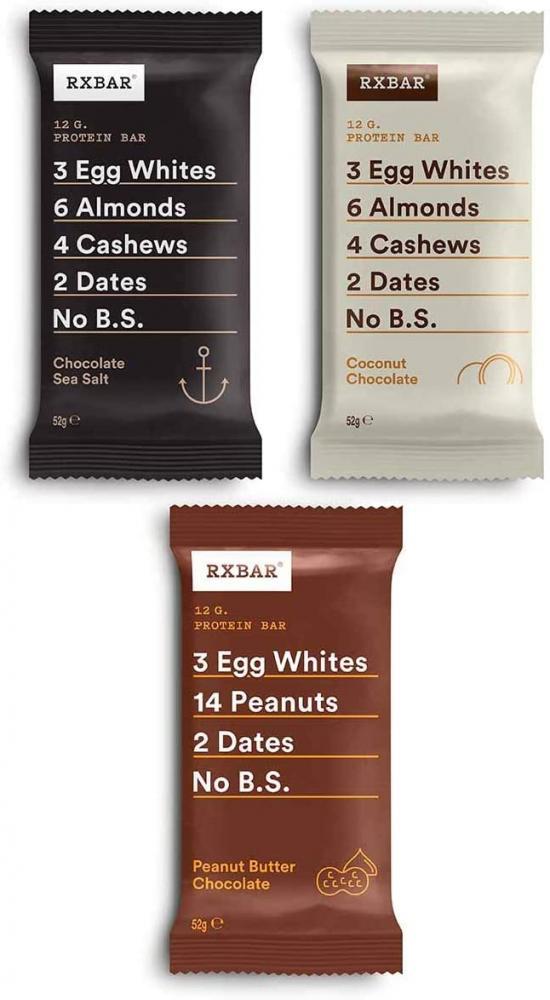 RXBAR Protein Bar Chocolate Variety LUCKY DIP 25g