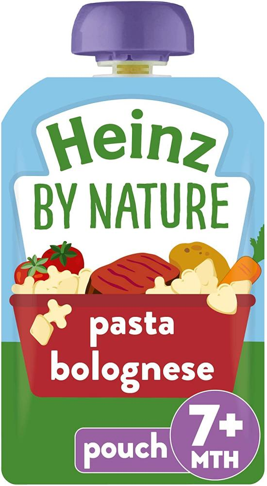 WEEKLY DEAL  Heinz Infant Pasta Bolognese 130g