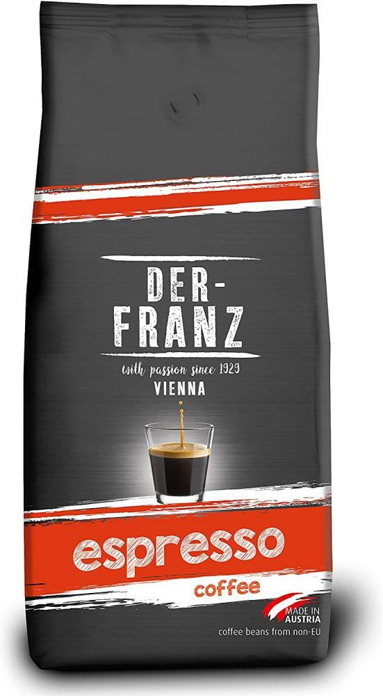 Der Franz Espresso Coffee 1000g