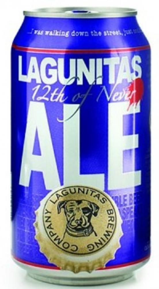 Lagunitas 12th of Never Beer Can 355ml