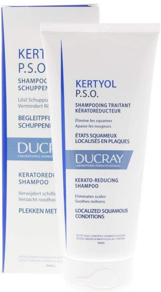 Ducray Kerato Reducing Treatment Shampoo 400ml