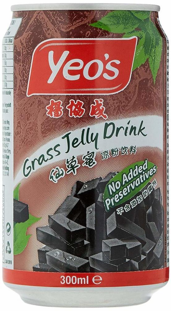 Yeos Grass Jelly Drink 330ml