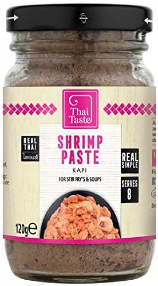 Thai Taste Shrimp Paste 120g