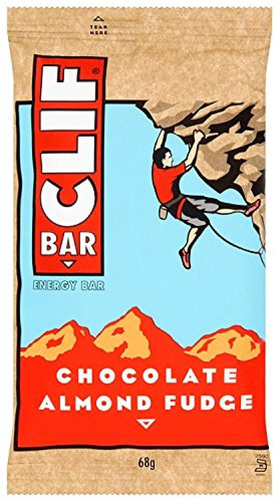 Clif Bar Chocolate Almond Fudge Energy Bar 68 g