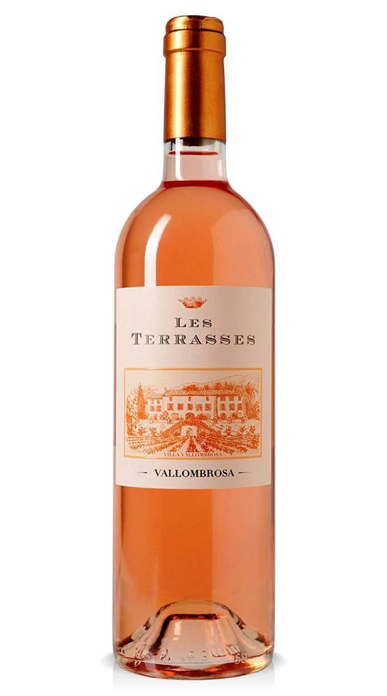 Ladoucette Les Terrasses Rose Wine 75cl 2015