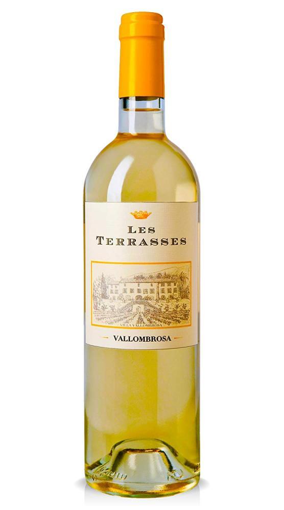 Les Terrasses Blanc White Wine 75cl 2015