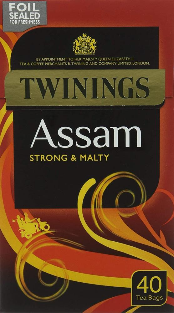 Twinings Assam Tea Bags 100 g