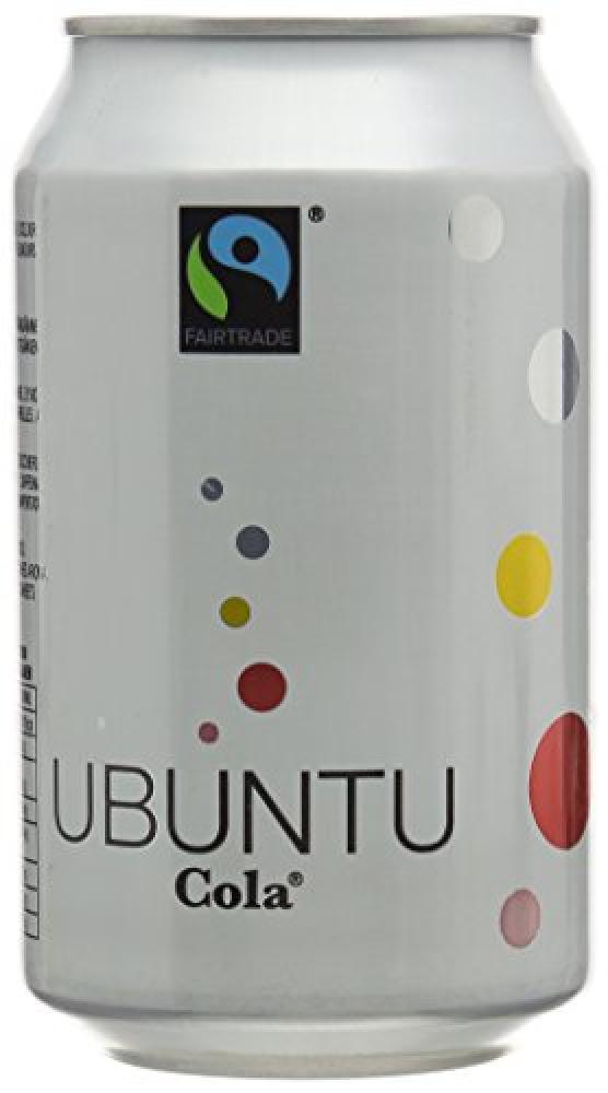 Ubuntu Fairtrade Cola 330 ml