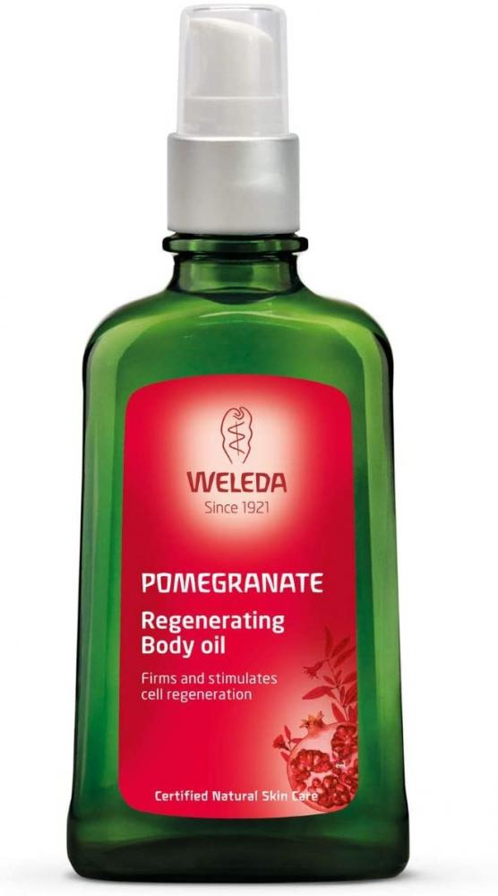 Weleda Organic Pomegranate Regenerating Body Oil 100ml