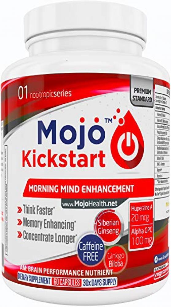 Mojo Kickstart 60 Tablets