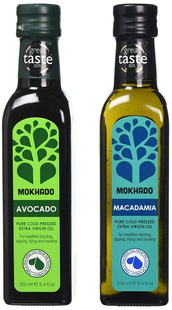 Mokhado Cold Pressed Extra Virgin Oil Drizzle And Dip Duo