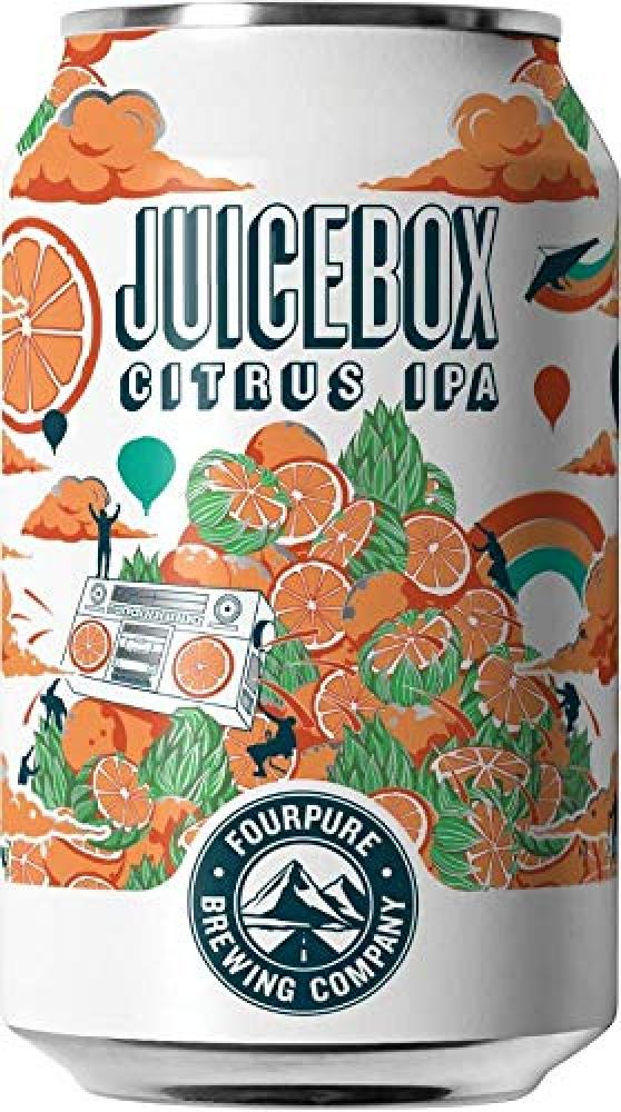 Fourpure Juicebox Can 330 ml