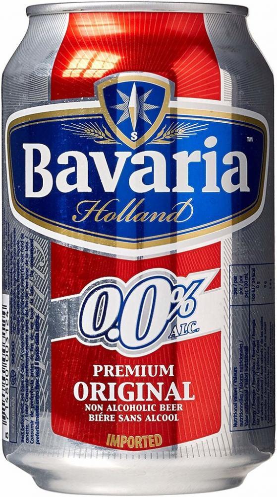 Bavaria Premium Original Non Alcoholic Beer 330ml