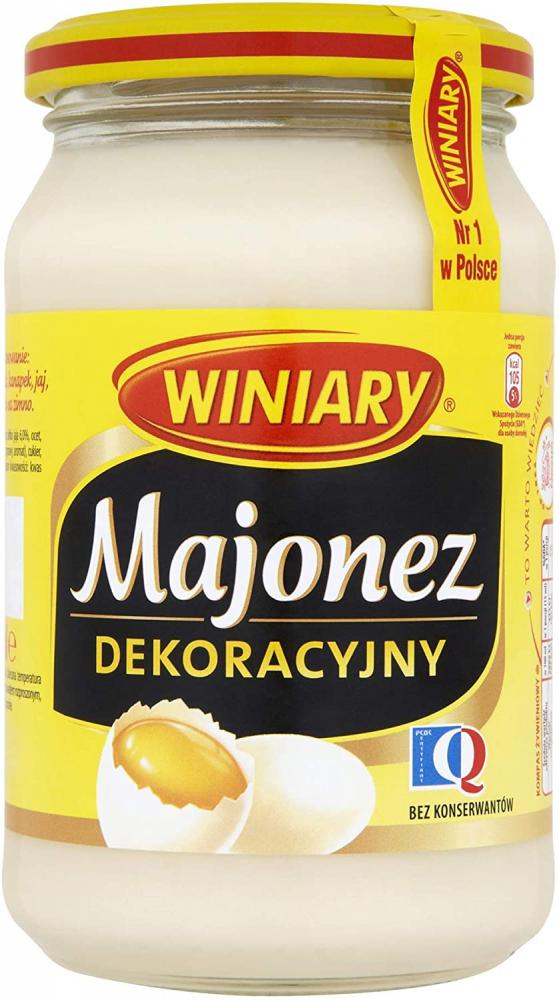 SALE  Winiary Mayonnaise Decorative 400ml