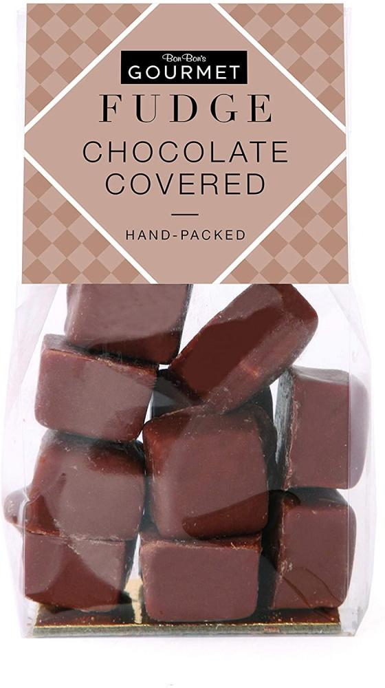 Bon Bons Gourmet Fudge Chocolate Covered 150g