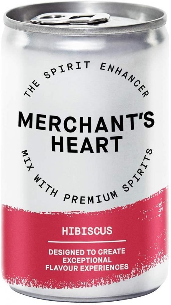 Merchants Heart Tonic Water Hibiscus 150 ml