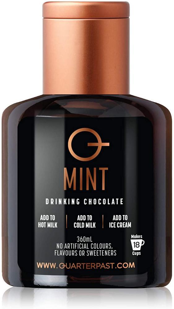 Quarterpast Mint Drinking Chocolate 360 ml