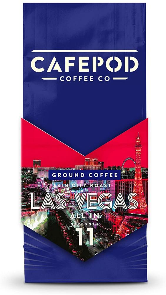 SALE  Cafepod Ground Coffee Las Vegas 200g