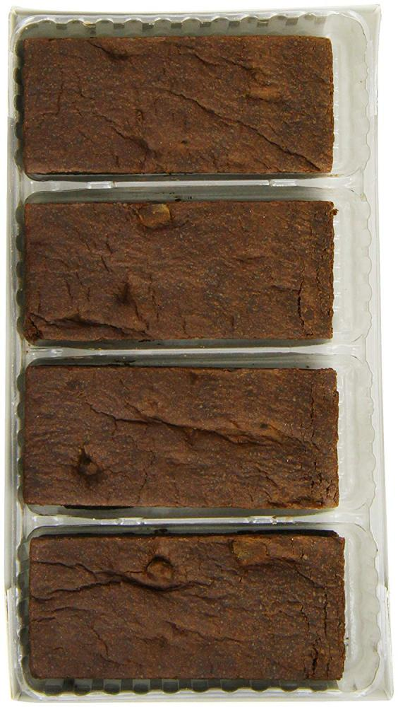 Mrs Crimbles 4 Big Belgian Choc Brownies 190g