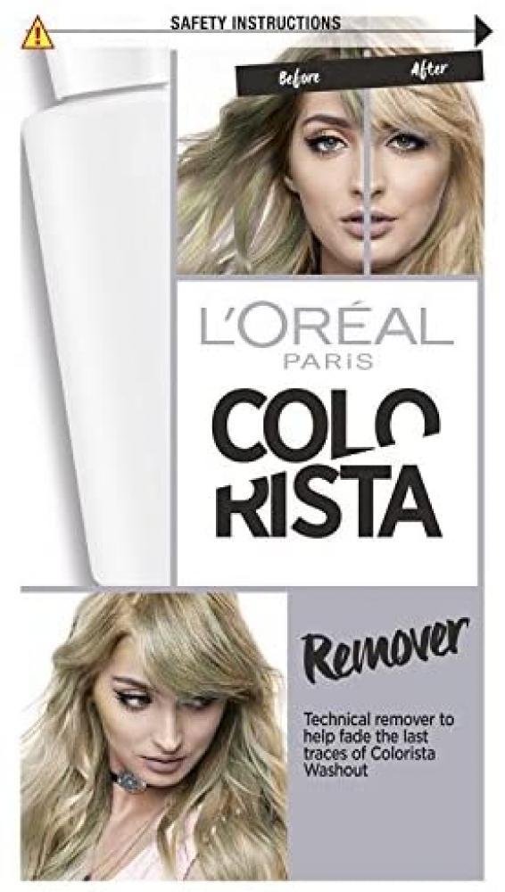 Loreal Paris Colorista Hair Colour and Dye Remover 60 ml
