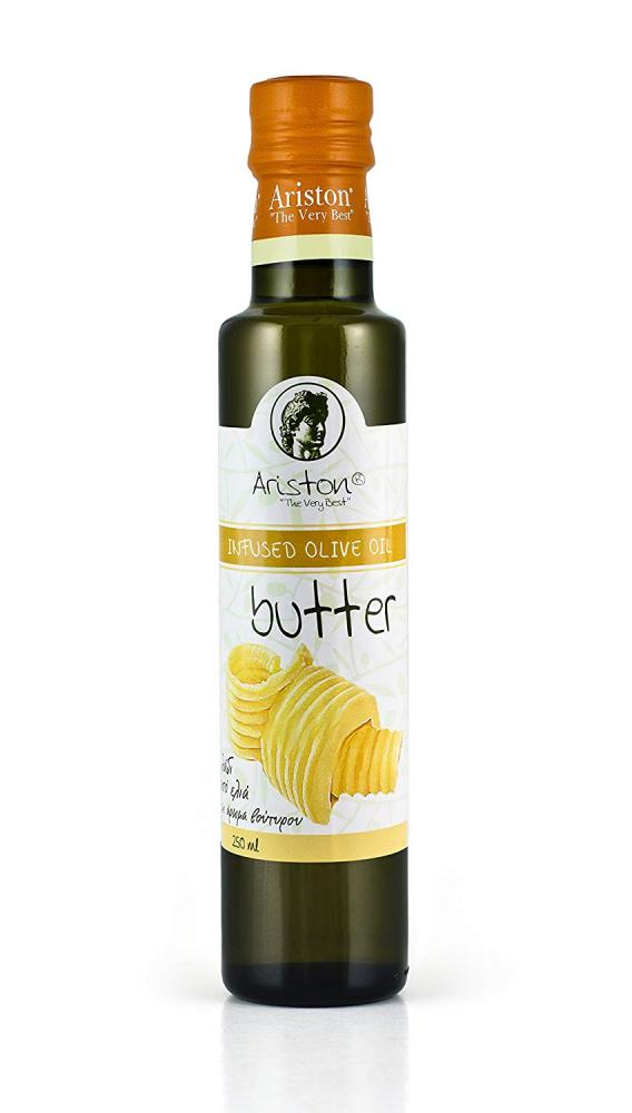 Ariston Extra Virgin Greek Olive Oil with Butter 250 ml