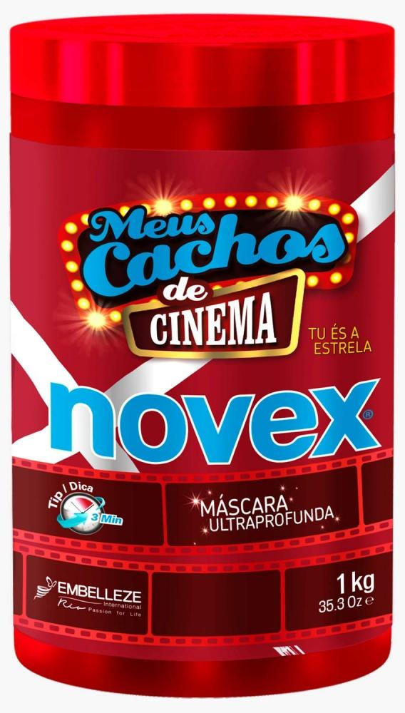 Novex My Curls Movie Star Hair Mask 1 kg