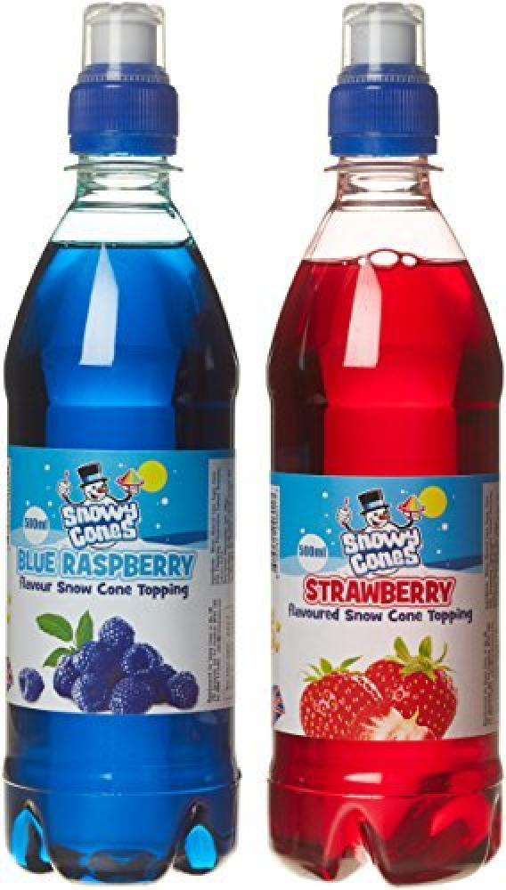 Snowycones Flavour Topping Lucky Dip 500 ml