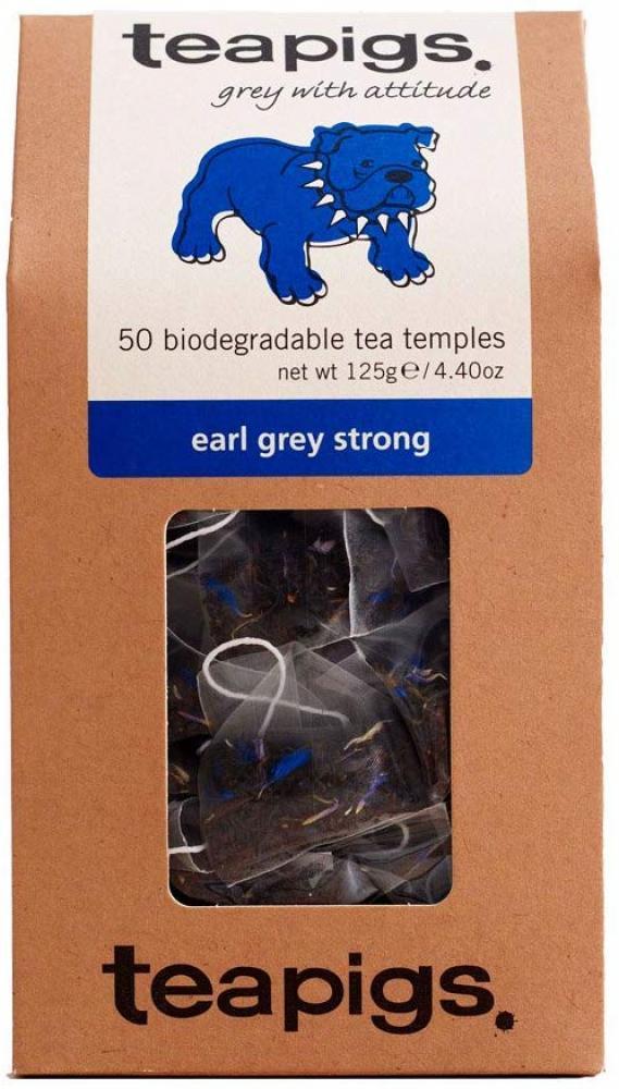 Teapigs Earl Grey Strong 50 Tea Temples