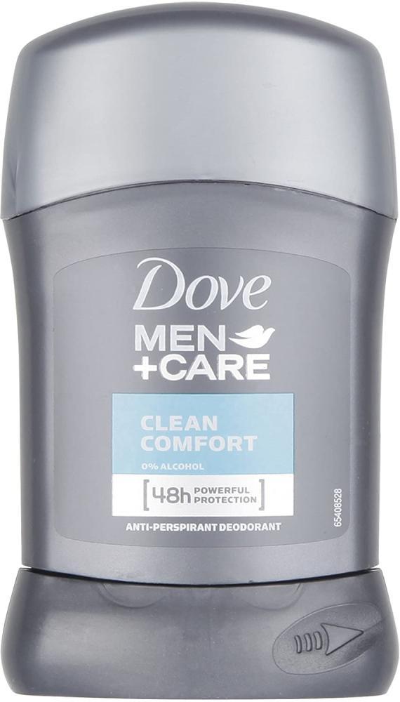 Dove Men Clean Comfort Anti-Perspirant Deodorant Stick 50ml