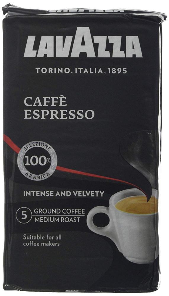 Lavazza Caffe Espresso Ground Coffee 250 g