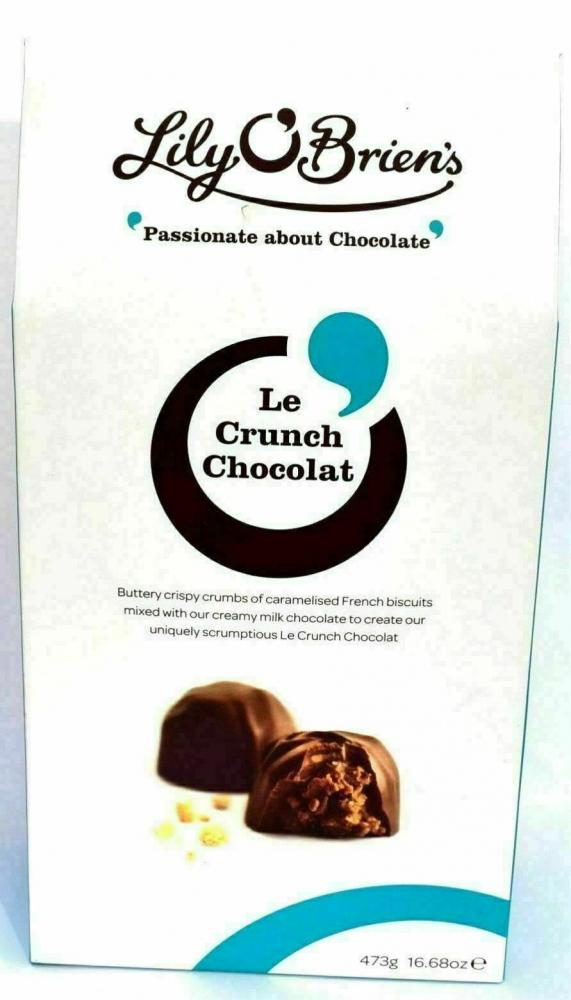 Lily Obriens Le Crunch Chocolate 473g