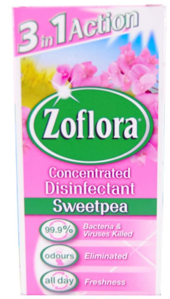 Zoflora Concentrated Disinfectant Sweetpea 56ml